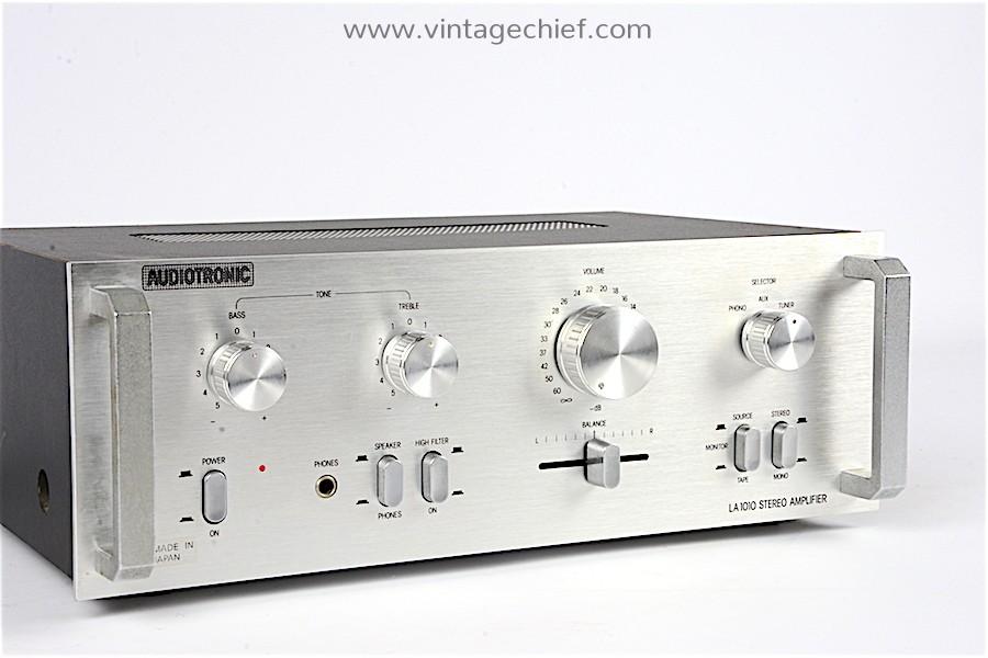 Audiotronic LA1010 Amplifier