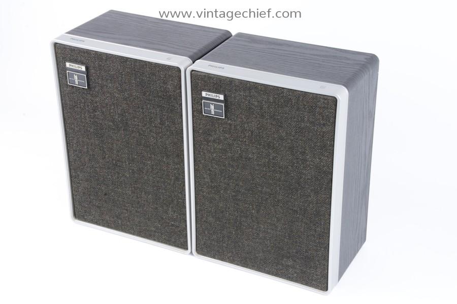 Philips 22RH443/11R Speakers