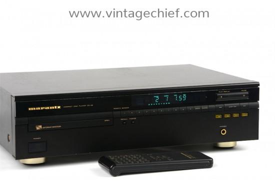Marantz CD-62 CD Player