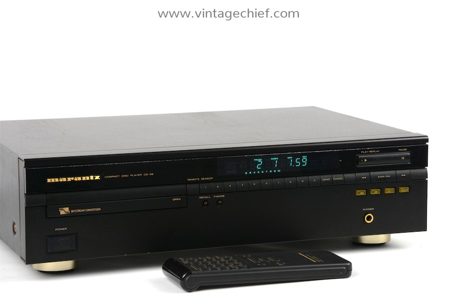 Marantz CD-62 CD Player