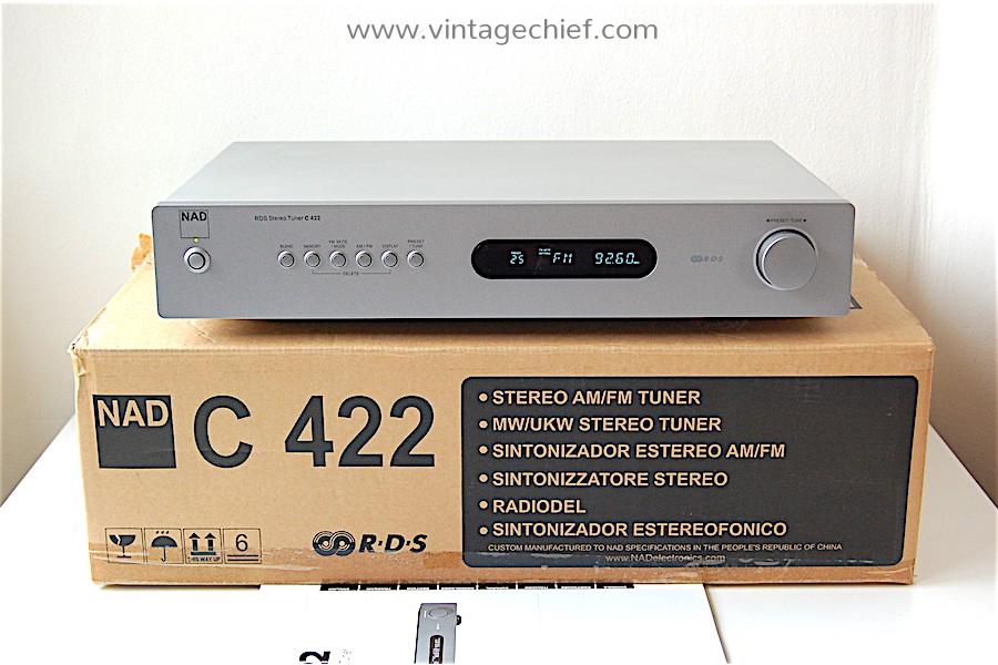 NAD C422 FM / AM Tuner