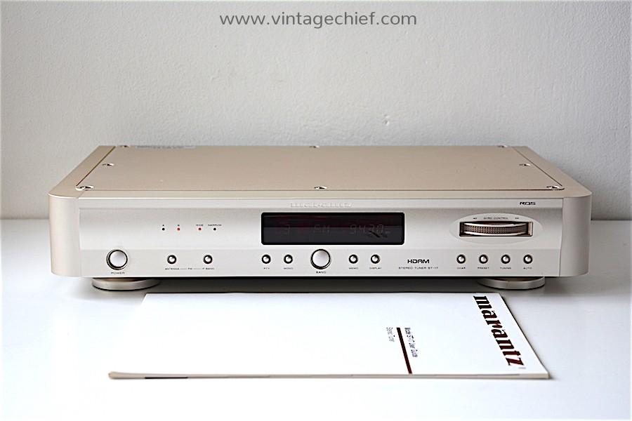 Marantz ST-17 FM / AM Tuner