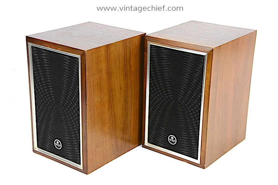 Nivico (JVC) BLA-104E Speakers