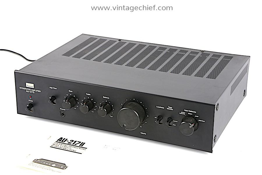 Sansui AU-217 II Amplifier