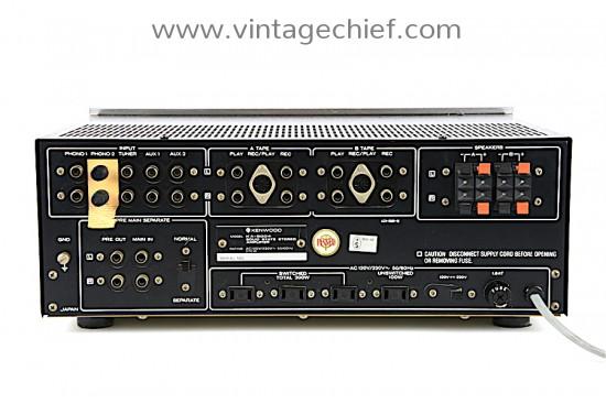 Kenwood KA-6004 Amplifier
