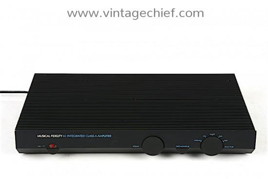 Musical Fidelity A1 Amplifier