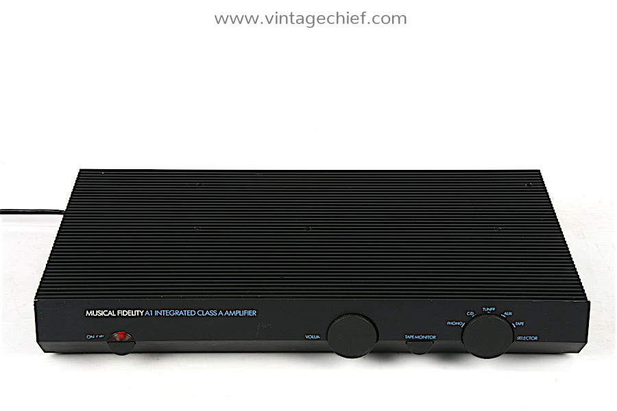 Musical Fidelity A1 Amplifier