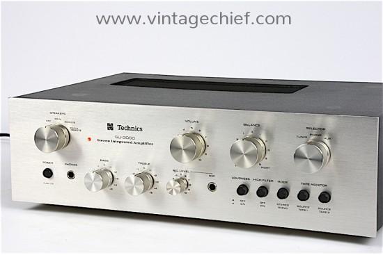 Technics SU-3050 Amplifier
