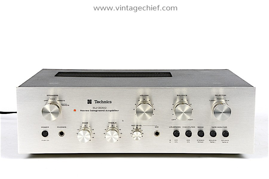 Technics SU-3050 Amplifier