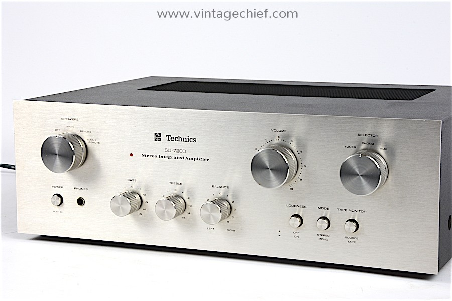 Technics SU-7200 Amplifier
