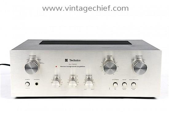 Technics SU-7200 Amplifier