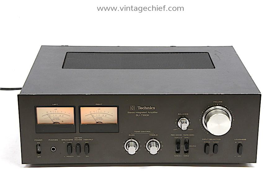 Technics SU-7300K Amplifier