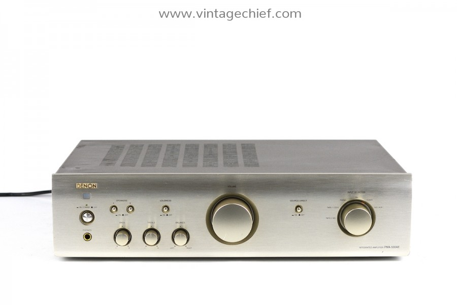 Denon PMA-500AE Amplifier