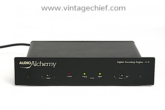 Audio Alchemy Digital Decoding Engine v1.0 DAC