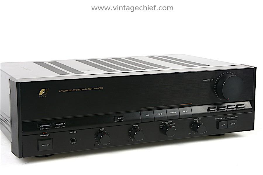 Sansui AU-X301i Amplifier