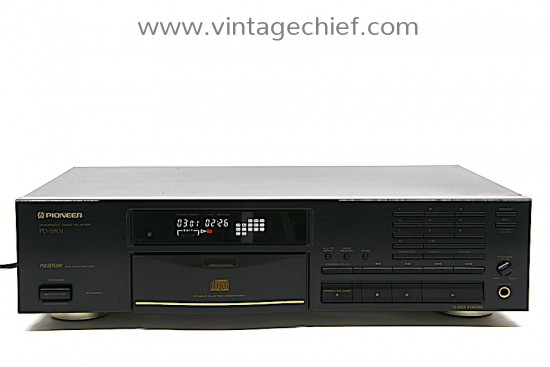 Pioneer PD-S501 CD Player