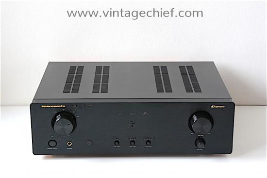 Marantz PM6010 OSE KI Signature Edition Amplifier
