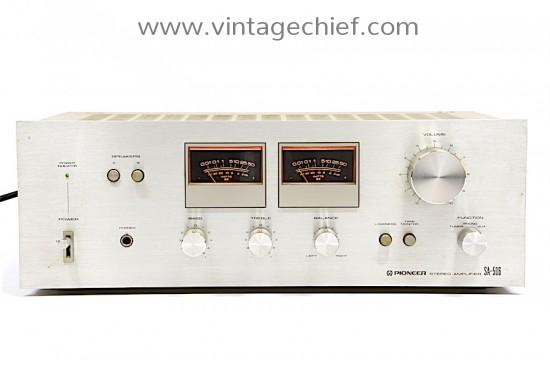 Pioneer SA-506 Amplifier