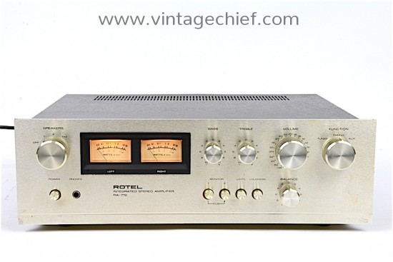 Rotel RA-712 Amplifier