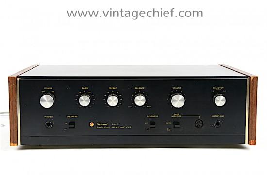 Sansui AU-101 Amplifier