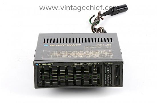 Blaupunkt BEA 80 Equalizer Amplifier