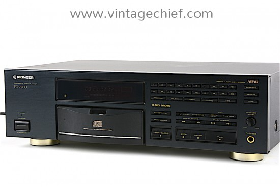 Pioneer PD-7700 CD Player