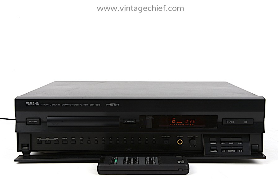 Yamaha CDX-993 CD Player