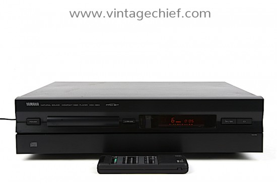 Yamaha CDX-993 CD Player