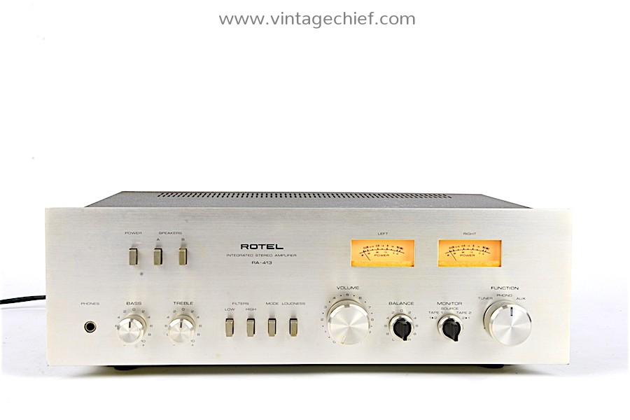 Rotel RA-413 Amplifier