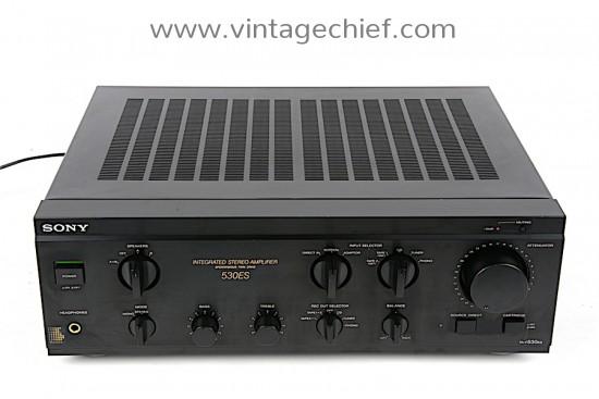 Sony TA-F530ES Amplifier