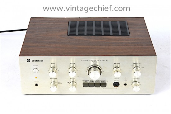Technics SU-3000 Amplifier