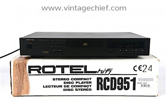 Rotel RCD-951 CD Player