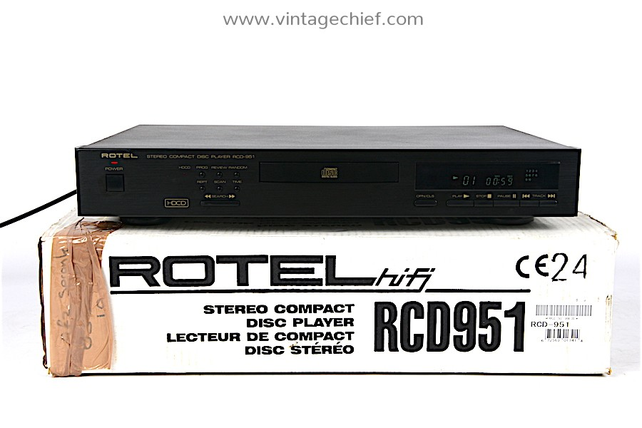 Rotel RCD-951 CD Player
