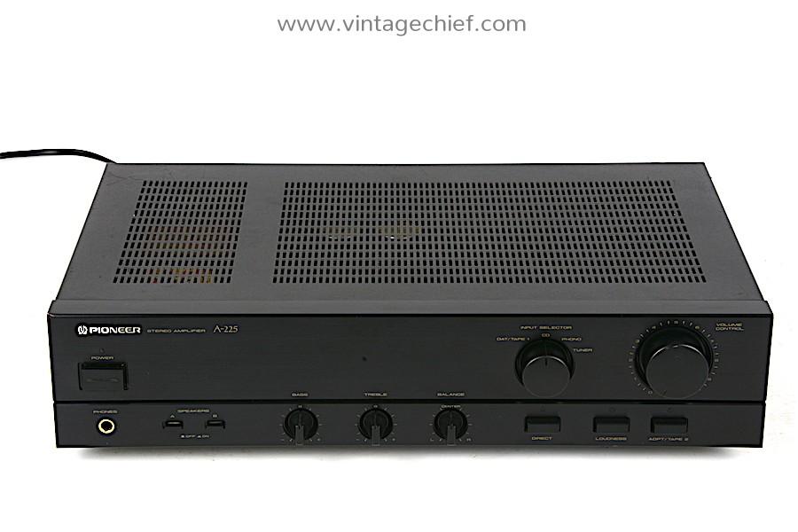 Pioneer A-225 Amplifier