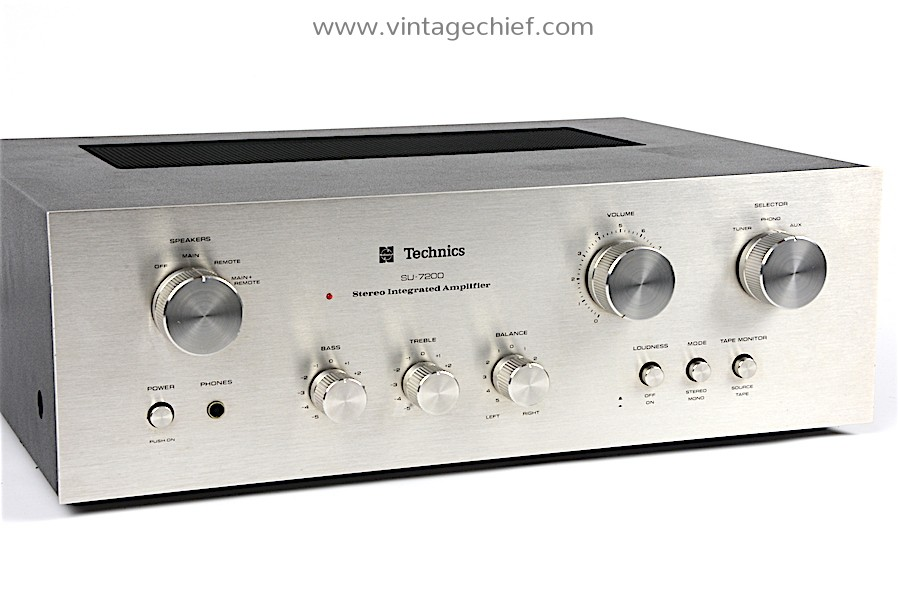 Technics SU-7600 Amplifier