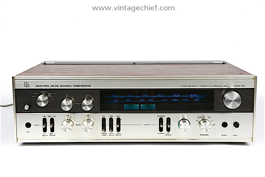 Luxman R-800S Receiver