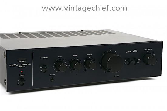 Sansui AU-117 Amplifier