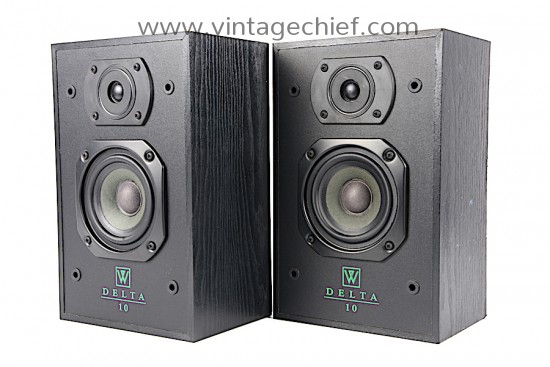 Wharfedale Delta 10 Speakers