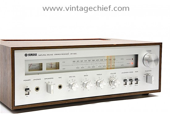 Yamaha CR-400 Receiver
