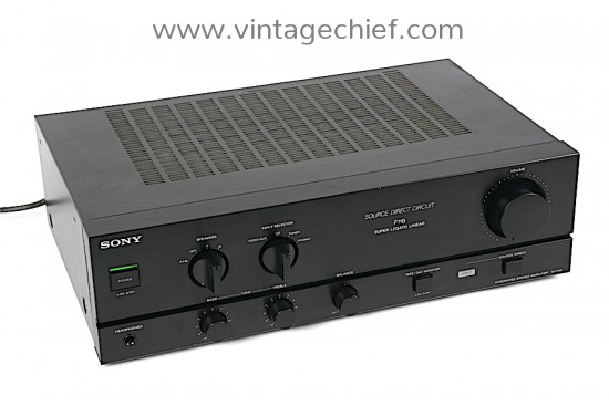Sony TA-F110 Amplifier