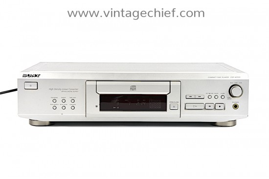 Sony CDP-XE530 CD Player