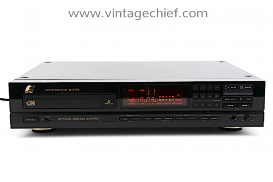 Sansui CD-X701i CD Player