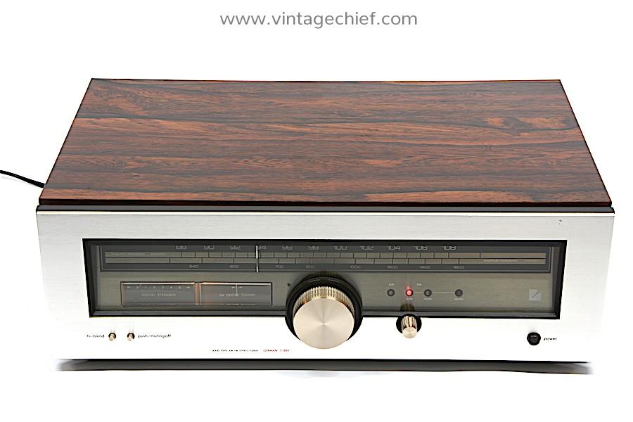 Luxman T-88V FM / AM Tuner