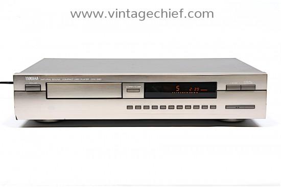 Yamaha CDX-390 CD Player