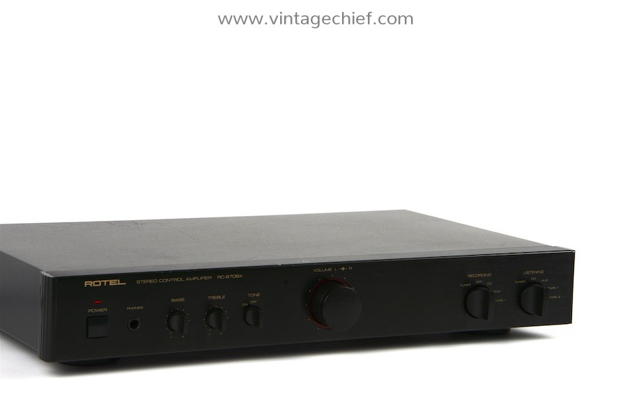 Rotel RC-970BX Preamplifier