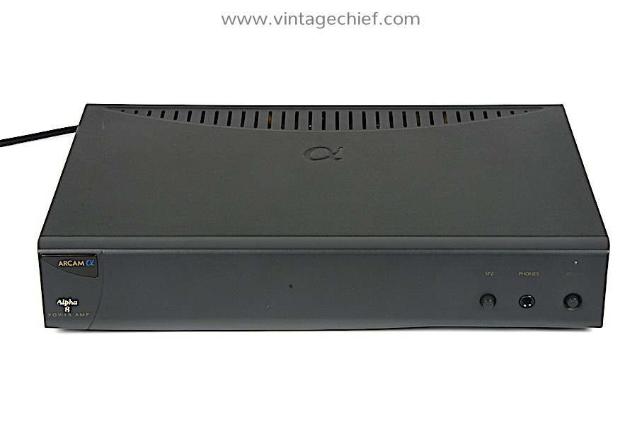 Arcam Alpha 8P Power Amplifier