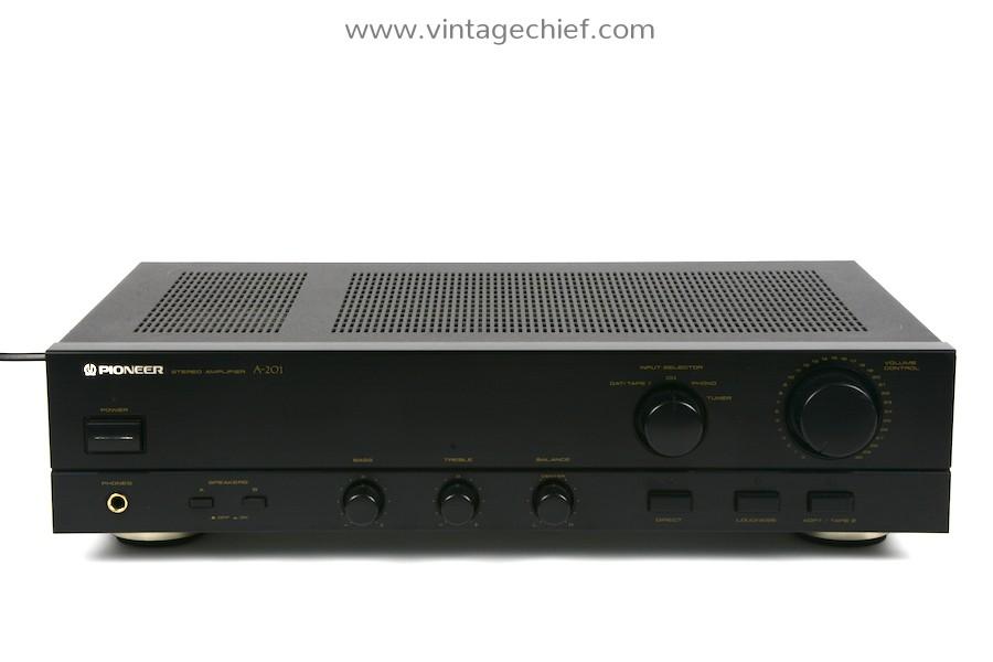Pioneer A-201 Amplifier
