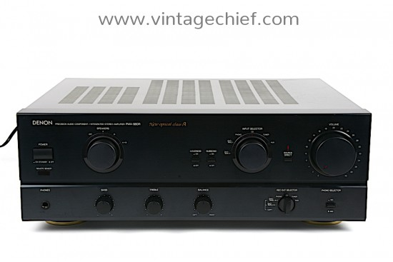 Denon PMA-980R Amplifier