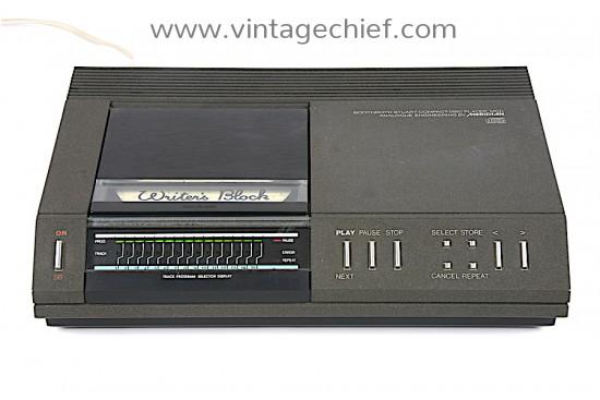 Meridian MCD CD Player (Full Recap)