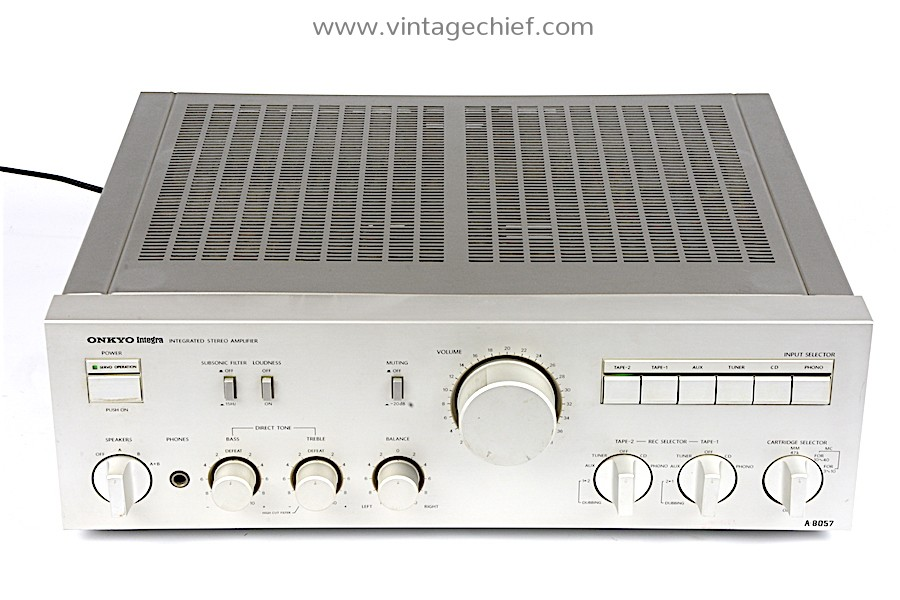 Onkyo Integra A-8057 Amplifier